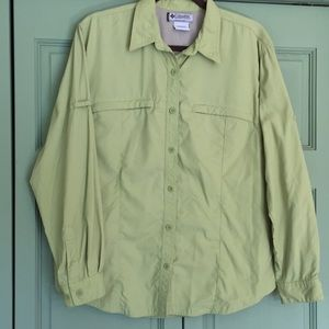 Columbia GRT Omni Dry long sleeve shirt. XL